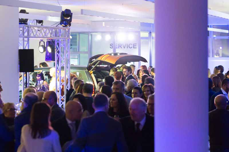 Nuova sede Autosalone Internazionale – Jaguar Land Rover a Varese